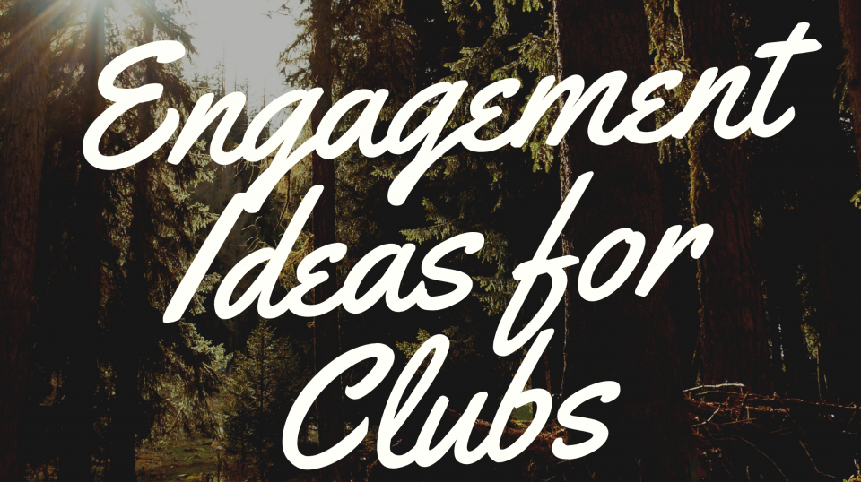 Virtual Engagement Ideas for Clubs