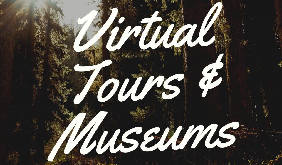 Virtual Tours & Museums